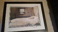 Master Bedroom HS Limited Edition Print by Andrew Wyeth - 1