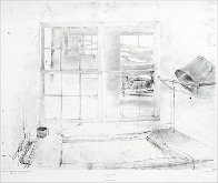 Metropolitan Drawings Portfolio, Set of 10 Collotypes HS 1976 Limited Edition Print by Andrew Wyeth - 0
