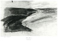 Metropolitan Drawings Portfolio, Set of 10 Collotypes HS 1976 Limited Edition Print by Andrew Wyeth - 5