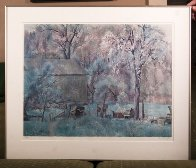 Brandywine Farm HS Limited Edition Print by Henriette Wyeth - 1