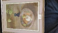 Silver Basin HS Limited Edition Print by Henriette Wyeth - 1