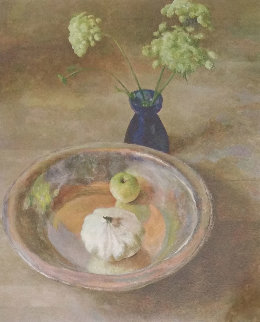 Silver Basin HS Limited Edition Print - Henriette Wyeth