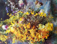 September Bloom AP Limited Edition Print by Henriette Wyeth - 0