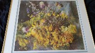 September Bloom AP HS Limited Edition Print by Henriette Wyeth - 1