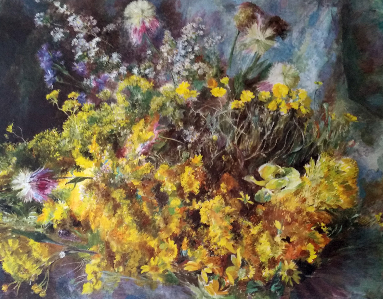 September Bloom AP HS Limited Edition Print by Henriette Wyeth