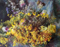 September Bloom AP HS Limited Edition Print by Henriette Wyeth - 0