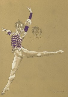 Nureyev 1973 Limited Edition Print - Jamie Wyeth