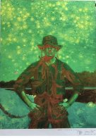 Night Vision HS Limited Edition Print by Jamie Wyeth - 1