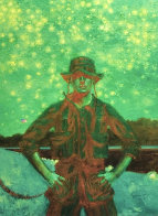 Night Vision HS Limited Edition Print by Jamie Wyeth - 0