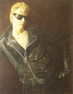 Draft Age 1965 S by Model and Artist Limited Edition Print - Jamie Wyeth