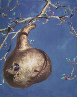 Gourd Tree HS Limited Edition Print - Jamie Wyeth
