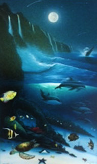Sacred Waters 2001 Limited Edition Print - Robert Wyland