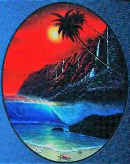 Warm Tropical Paradise AP 2002 Limited Edition Print - Robert Wyland