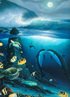 Mysteries of the Sea Limited Edition Print - Robert Wyland