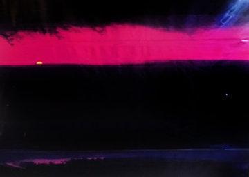 Warmth of the Pacific 2008 46x34 Super Huge Original Painting - Robert Wyland