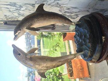 Companions of the Sea Bronze Sculpture 1993 28 in Sculpture - Robert Wyland