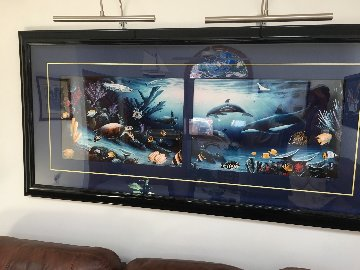 Living Reef 1991 Limited Edition Print - Robert Wyland