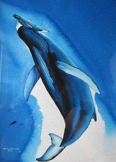 First Breath 1993 Limited Edition Print - Robert Wyland