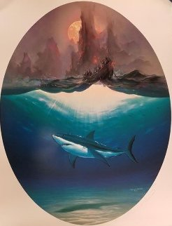 Aumakua And the Ancient Voyage 1993 Limited Edition Print by Robert Wyland
