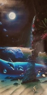 Island Paradise Limited Edition Print by Robert Wyland