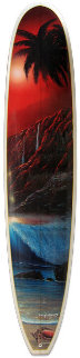 Tropical Paradise Surfboard 2007 119 in Other - Robert Wyland
