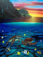 Ancient Mariner 2005 Limited Edition Print by Robert Wyland - 0