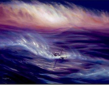 Storm AP 1996  Limited Edition Print - Robert Wyland