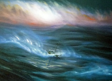 Storm 2001 Limited Edition Print - Robert Wyland