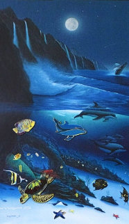 Sacred Waters  2001 Limited Edition Print by Robert Wyland