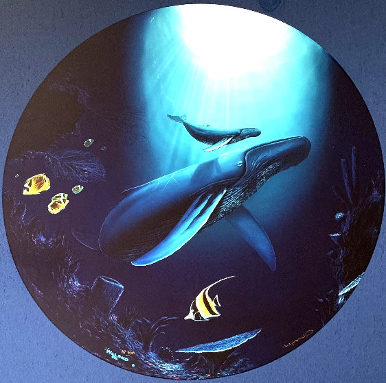 Innocent Age AP 1992 Limited Edition Print by Robert Wyland