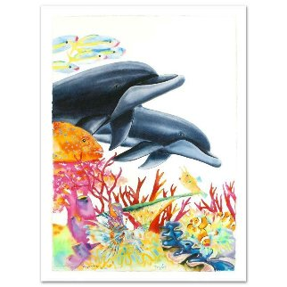 Sea of Color Limited Edition Print by Robert Wyland