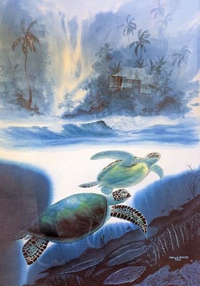 Turtle Waters 1993 by Robert Wyland