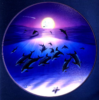 Sea of Consciousness 2005 Limited Edition Print by Robert Wyland