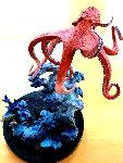 Octopus Reef Bronze Sculpture 50/350   Sculpture - Robert Wyland