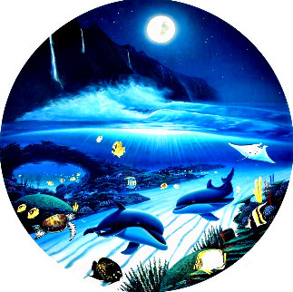 Moonlight Serenade 2004 Limited Edition Print - Robert Wyland