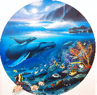 Islands Limited Edition Print by Robert Wyland - 0