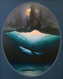 Aumakua and the Ancient Voyagers 2003 Limited Edition Print by Robert Wyland