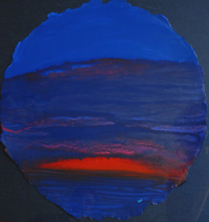 Tuesday Sea III 2006 18x18 Original Painting - Robert Wyland