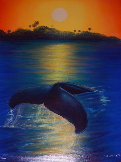 New Dawn 2003 Limited Edition Print by Robert Wyland