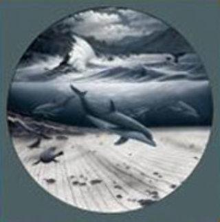 Undersea World 2008 Limited Edition Print by Robert Wyland