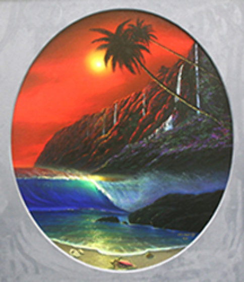 Warm Tropical Paradise AP 2002 Limited Edition Print by Robert Wyland