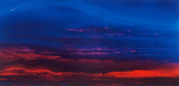 Sacred Seas 2004 Limited Edition Print - Robert Wyland