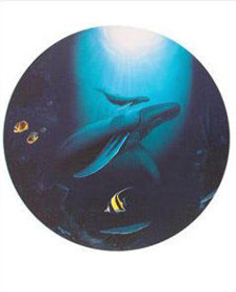 Innocent Age: Dolphin Serenity Limited Edition Print - Robert Wyland