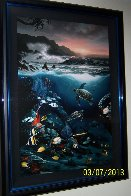 Above and Below 2003 Limited Edition Print by Robert Wyland - 1