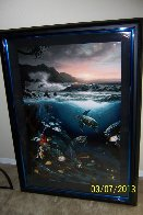 Above and Below 2003 Limited Edition Print by Robert Wyland - 2