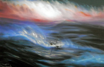 Storm 1996 Limited Edition Print by Robert Wyland
