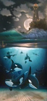 Guiding Light 2002 Limited Edition Print by Robert Wyland