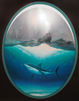 Aumakua And the Ancient Voyagers 2003 Limited Edition Print - Robert Wyland