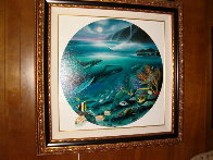 Islands 1989 Limited Edition Print by Robert Wyland - 1