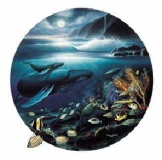 Islands 1989 Limited Edition Print - Robert Wyland